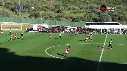 ЦСКА - Шонан 0:0 /първо полувреме/