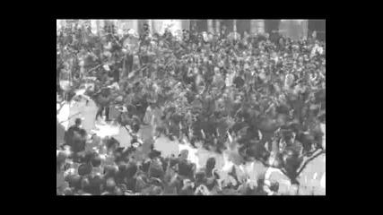 Посрещането на Вермахта в България