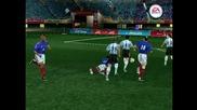 Fifa World Cup 2002 - Осминафинал срещу Аржентина