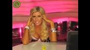 Секси рускиня друса прелести в нощен клуб