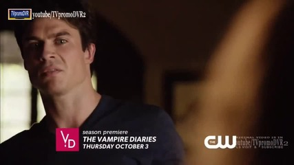 The Vampire Diaries Season 5 Promo