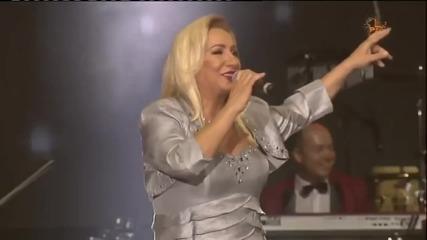 Vesna Zmijanac & Zorica Brunclik - Idem preko zemlje Srbije Nevera moja (live) - (BG Arena 2014)