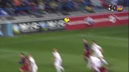 Вижте как играят 11 годишните на Барселона и Реал Мадрид - Мини Ел Класико
