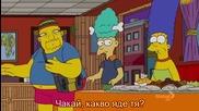 The Simpsons S23e05 / Семейство Симпсън с23е05 [вградени субтитри]