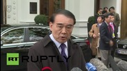Austria: Chinese Deputy FM Li Baodong arrives in Vienna for Syrian conflict talks
