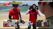 [ Eng Subs ] Running Man - Ep. 188 (with Bi Rain and Kim Woobin) - 1/2
