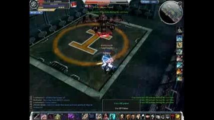 Level 170 Killing the boss Ft5