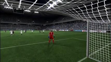 M.petrov - Fifa 11 - Amazing Goal