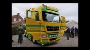 Man Tgx And Mb Actros Tuning