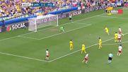 Украйна 0 - 1 Полша ( 21/06/2016 ) ( Евро 2016 )