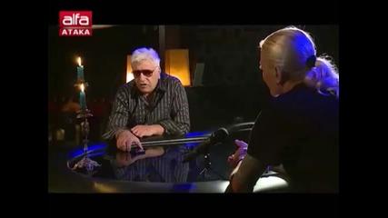 САВОВ в Музикална Арена по ТВ Алфа