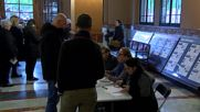 Spain: Barcelonans hit polling stations as Catalan snap election kicks off