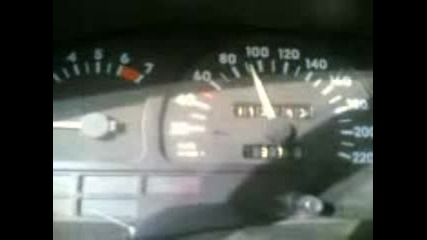 Ускорение На Opel Kadett D 1.3 от 0 до 100 за 11 sec.