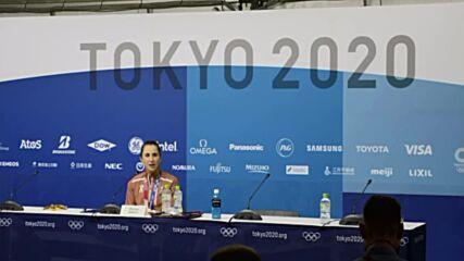 Japan: Belinda Bencic wins women's tennis singles gold for Switzerland