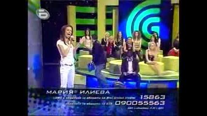 Music Idol - Мария Илиева - Natural Woman