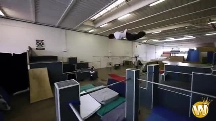 Parkour and Freerunning 2013
