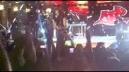 Публиката се взриви по време на изпълнението на Miss Kelly Rowland - When Love Takes Over в София