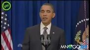 Обама се нерви