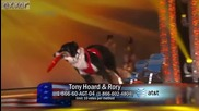 Americas got talent - Tony Hoard & Rory