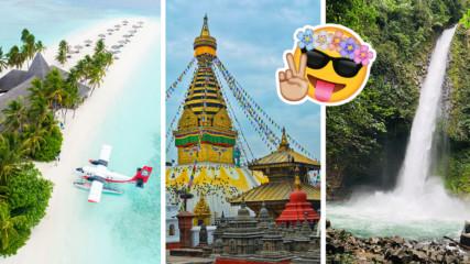 Без ''есе'': Как да спечелите безплатна ваканция в Тайланд и на Малдивите?