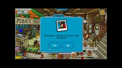 Club Penguin - I Found Rockhopper!!!