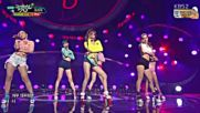 238.0805-5 Hyuna - Freaky, Music Bank E848 (050816)