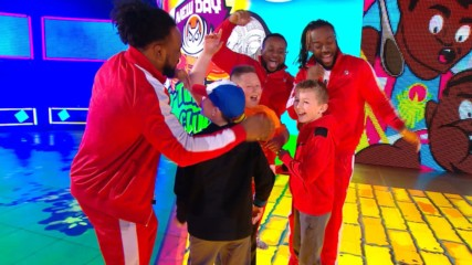 The New Day surprise three young WWE fans: WWE.com Exclusive, Jan. 22, 2019