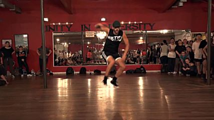 Justin Bieber - Company - Choreography by Alexander Chung - Filmed by Timmilgram