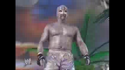 Rey Mysterio - Returns At Wwe Summerslam 2007