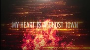 Adam Lambert - Ghost Town ( Lyric Video )