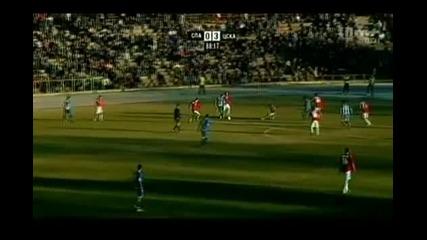 Спартак Плевен 0:3 Цска ( 03.12.2011 )