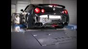 Nissan Gt-r на Dyno тест