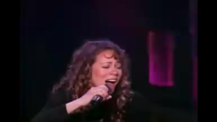 Mariah Carey - Make it happen [live @ Thanksgiving Special]