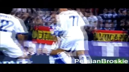 Cristiano Ronaldo - Scream & shout