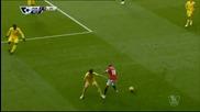 ВИДЕО: Емоционалната първа част на Юнайтед - Ливърпул