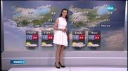 Прогноза за времето (14.05.2015 - обедна)
