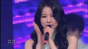 (hd) Dasoni - Good Bye ~ Inkigayo (03.03.2013)