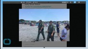 Manhunt Underway After Explosion On Rhode Island Beach Injures One