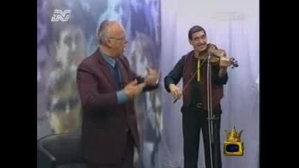 Господари на Ефира  -  певецът Вучков