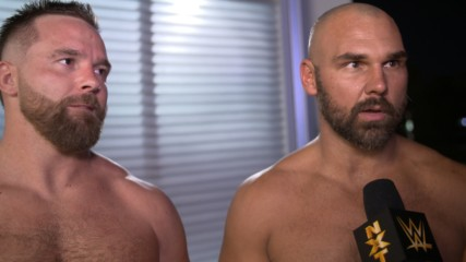 The Revival reflect on their NXT homecoming: WWE.com Exclusive, Nov. 20, 2019
