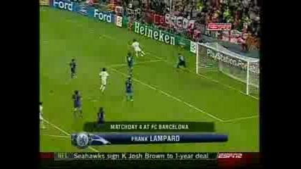 Топ 10 Най Красиви Голове В Шампионска лига 2007г.
