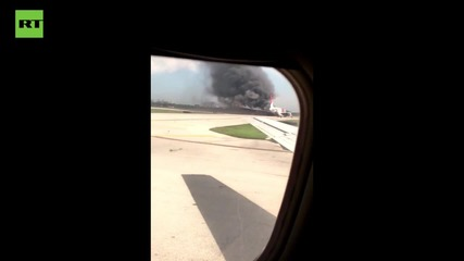 Boeing 767 Catches Fire at Fort Lauderdale-Hollywood International Airport
