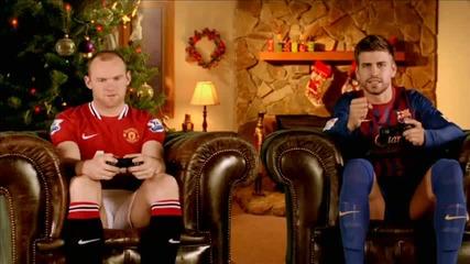 Много смешна реклама на Fifa 12