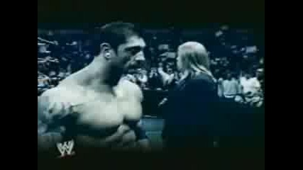 Wwe - Dave Batista Video