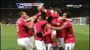 Джи Сунг Парк изведи Манчестър Юнайтед на върха на класирането, Манчестър Юнайтед 1:0 Аресенал