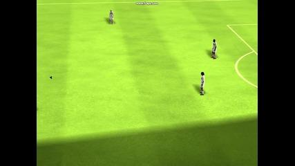 Fifa 10 Demo - Ibrahimovich goal