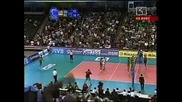 Usa - Bulgaria Volleyball 2:3 (dtv)