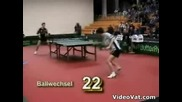 Top 10 Ping Pong Shots
