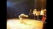 Freestyle Project - Breakdance Rock The Part