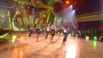 Jennifer Lopez – Let's Get Loud | Live in Dancing with The Stars | H D
